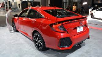 2018 honda civic si sedan is gorgeous release date price