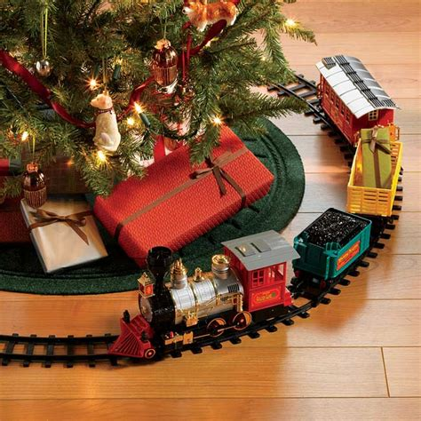 toy that goes around christmas tree best 28 trains that go around the tree peace on earth vitalearthminerals top 10