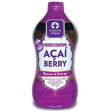Bossa Acai Fruit Juice by Acai Berry Juice 59 Oz Sam S Club