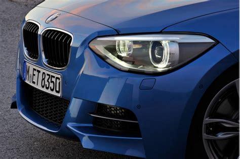 bmw m135i sedan new bmw 1 series sedan likely to feature m performance model