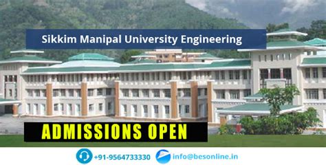 Sikkim Manipal Mba Admission 2017 by Image Gallery Sikkim