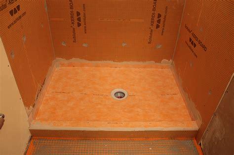 Kerdi floor floor matttroy