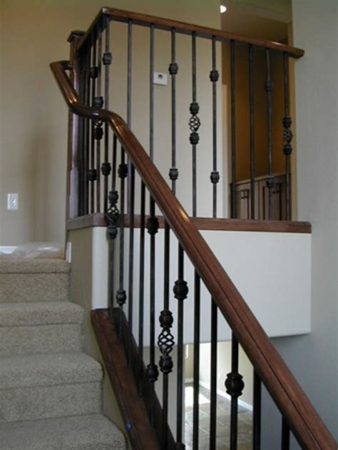 wrought iron and wood banisters wrought iron stair railing idea john robinson house decor painting ideas for a