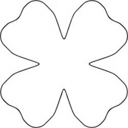 Petal Shape Outline by Big Image Png