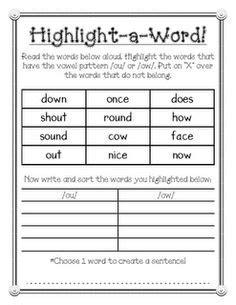 ab pattern words spelling patterns on pinterest spelling patterns flip