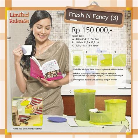 Fresh N Fancy 3 Susun katalog tupperware bulan februari 2010 all bout tupperware