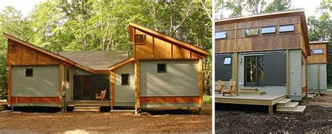 premade cottages image gallery prefab cabins