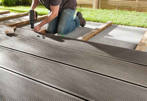 comment poser une terrasse en bois 4357 comment poser une terrasse en bois castorama