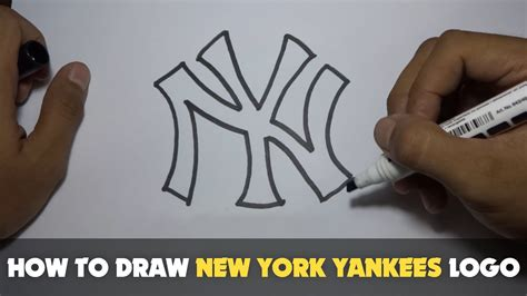 How To Draw New York Step By Step