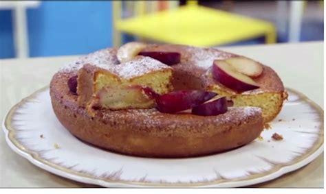 ricette cucina benedetta parodi ricette dolci benedetta parodi ciambella con marmellata
