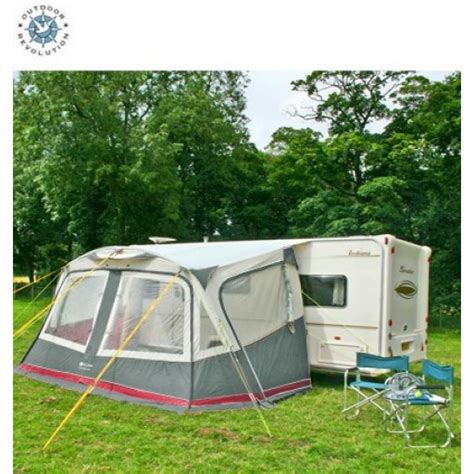 outdoor revolution awning outdoor revolution evolution 450 porch awning caravan