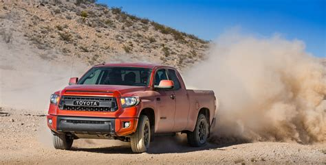 Toyota Tundra Trd Exhaust 2015 Toyota Tundra Trd Pro The Up And Coming Raptor Competitor