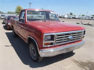 1982 Ford F100 1ftcf10e2cla66789 Bidding Ended On 1982 Ford F100
