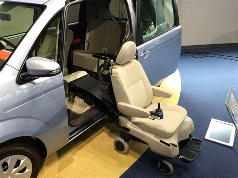 Rollstuhlgerechtes Auto by Wheelchair Accessible