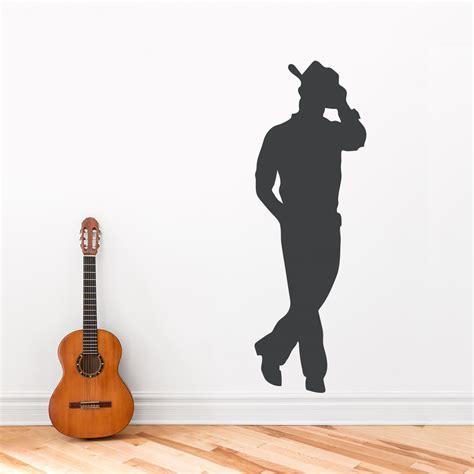 cowboy wall stickers cowboy wall decal