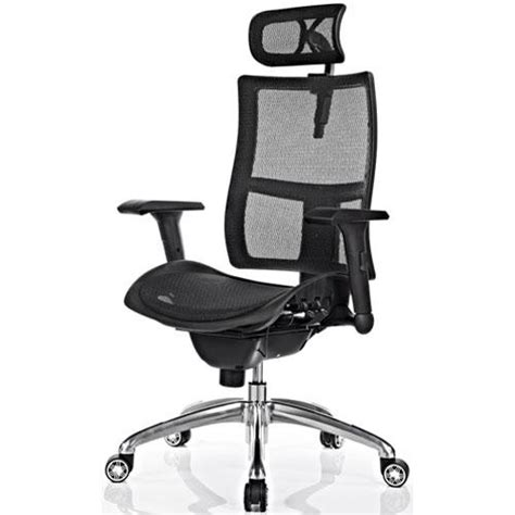 Fully Adjustable Office Chair by Aaron Mesh Fully Adjustable Office Chair With Headrest Office Furniture Store Office