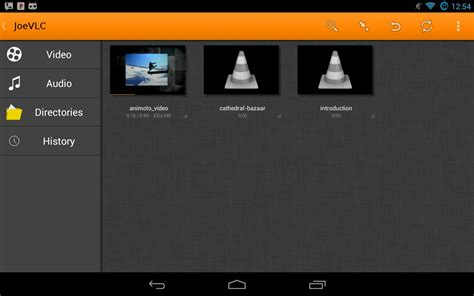 android vlc 2 easy ways to play mov files on android phones tablet