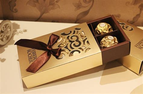 Wedding Favors Packaging by Aliexpress Buy 50pcs Wedding Favors Gold Color