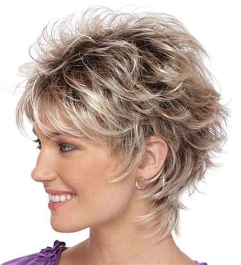 hairstyles for women feathered back on sides the best 20 cute short hairstyles short hairstyles 2017