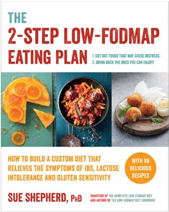 the low fodmap diet step by step a personalized plan to relieve the symptoms of ibs and other digestive disorders with more than 130 deliciously satisfying recipes books best low fodmap diet books and low fodmap cookbooks