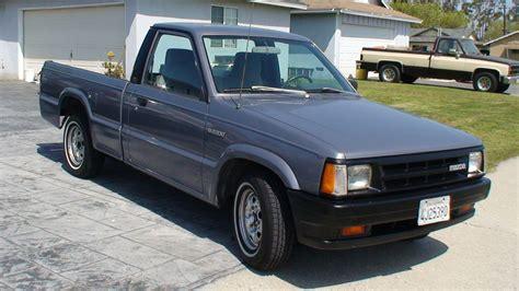 Madza Truck 1991 Mazda B Series 2 Dr B2200 Standard Cab Sb