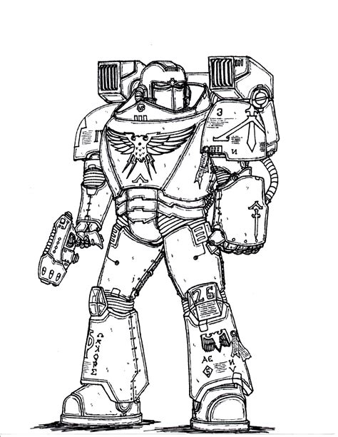 Fallout 4 Sketches by Xvi Damocles Power Armor By Terraluna5 On Deviantart