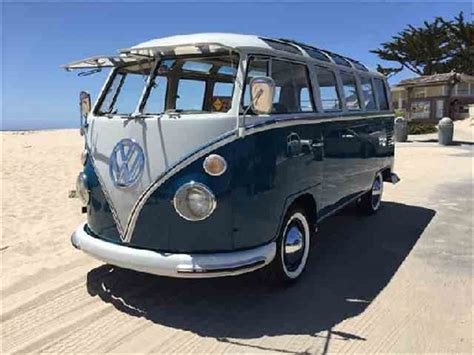 volkswagen minibus cer 1966 volkswagen bus for sale classiccars com cc 985039