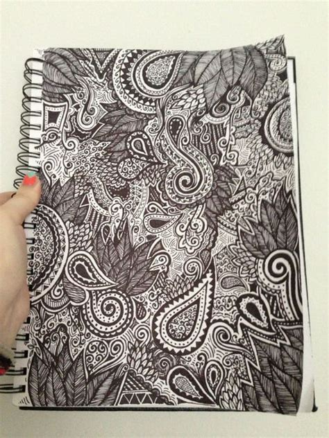 cool doodle ideas idea when you re bored at school