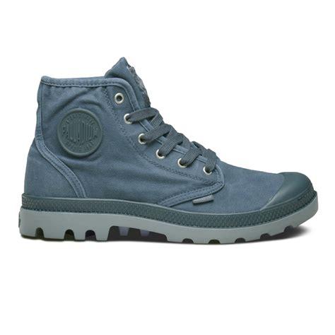 mens hi top boots palladium mens shoes pa hi canvas new walking high top