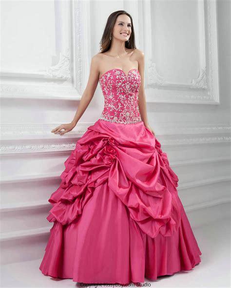 de quinse y sela cojen 40 vestidos de 15 a 241 os largos y cortos en color rosa