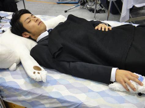 anti sleep apnea robot pillow techcrunch