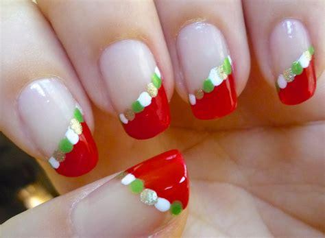 unhas decoradas natal nail art youtube