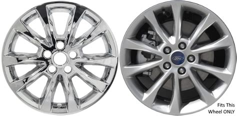 2011 ford fusion hubcaps ford fusion chrome wheel skins hubcaps simulators