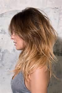 frisuren lange haare glatt stufig 1000 ideen zu ombr 233 haare f 228 rben auf braunes haar
