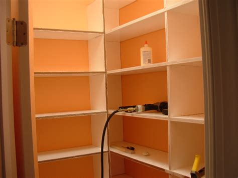 Building Pantry Shelves by Building Pantry Shelves Markitude