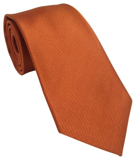 orange ties with free and fast uk delivery