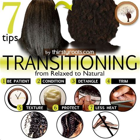 hairstyles for transitioning from a relaxer transitioning from relaxed to natural hair natural