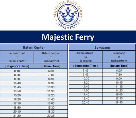 ferry from batam centre to johor bahru batam infomedia gateway to batam