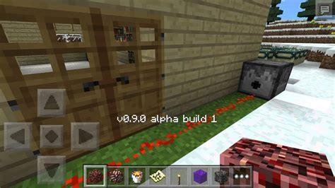 minecraft pe apk 0 9 0 free minecraft pe v 0 9 0 apk mod