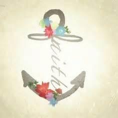 Chalkboard Love And Hope Anchors - anchor heart tattoo tattoo pinterest tattoo and tatoo