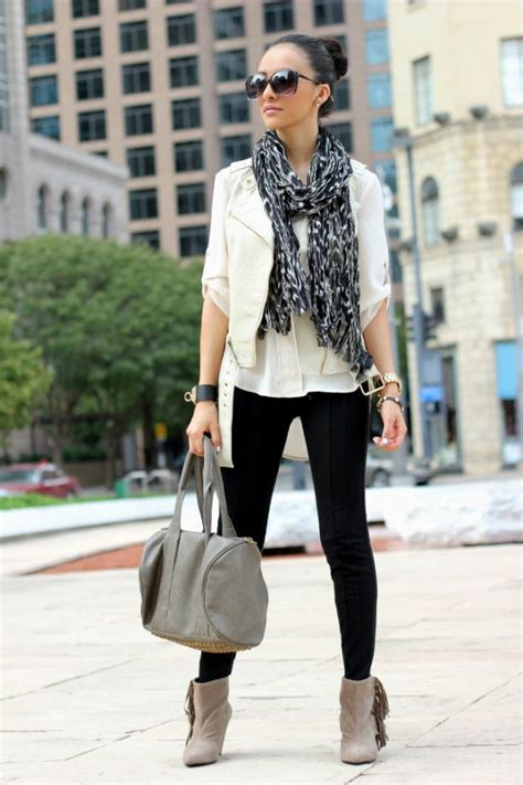 stylish fall street style outfit ideas