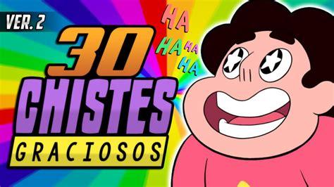 30 chistes cortos 30 chistes graciosos y cortos versi 211 n 2 youtube