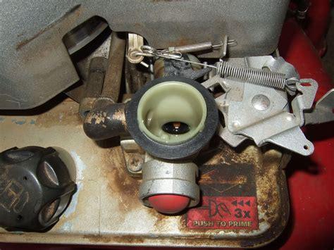 briggs and stratton 158cc carburetor diagram i a lawn mower which te engine is briggs stratton i