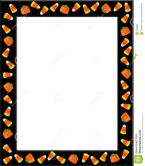 free printable halloween borders invitations halloween border background festival collections