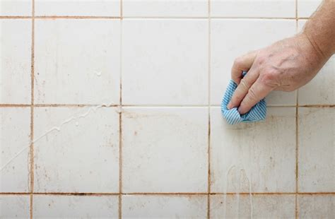 Natural Ways To Clean Bathroom Grout
