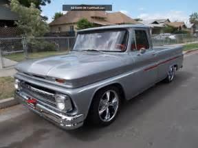 1964 Chevrolet C10 1964 Chevrolet C10 Custom 5 7l 350 Engine