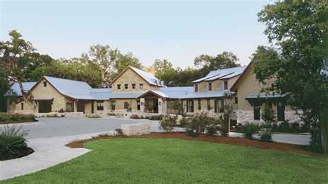 Cedar Creek Insite Architecture Inc Southern Living Southern Living House Plans Creek