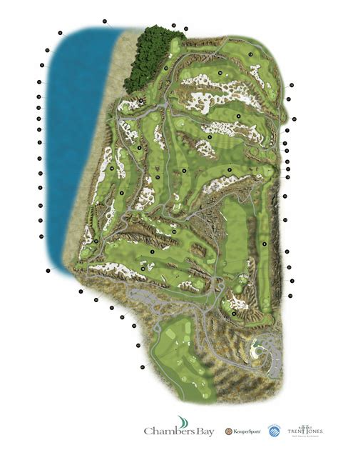 course layout for us open golf sim clubhouse forum view topic us open chambers bay