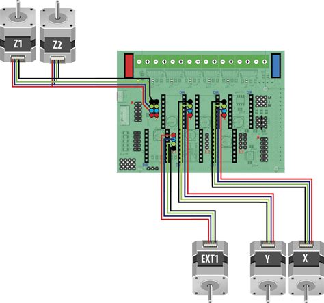 want motor stepper wiring diagram sensor wiring diagram