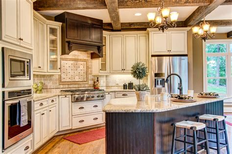 Marsh Kitchen Cabinets by Marsh Arlington Cabinets Traditional Kitchen Other